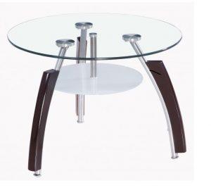 שולחן המתנה זכוכית דגם מילנו | שולחנות המתנה מעוצבים