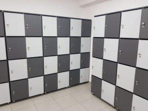 ארון עם תאים למורים