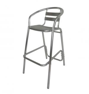 כסא-בר-דגם אלומיניום