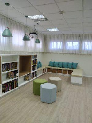 חדר-ספריה-מעוצב